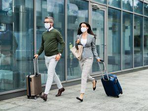 Como melhorar a política de viagens corporativas depois do COVID-19