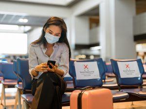 Agências de viagens de negócios ganham peso com a covid-19